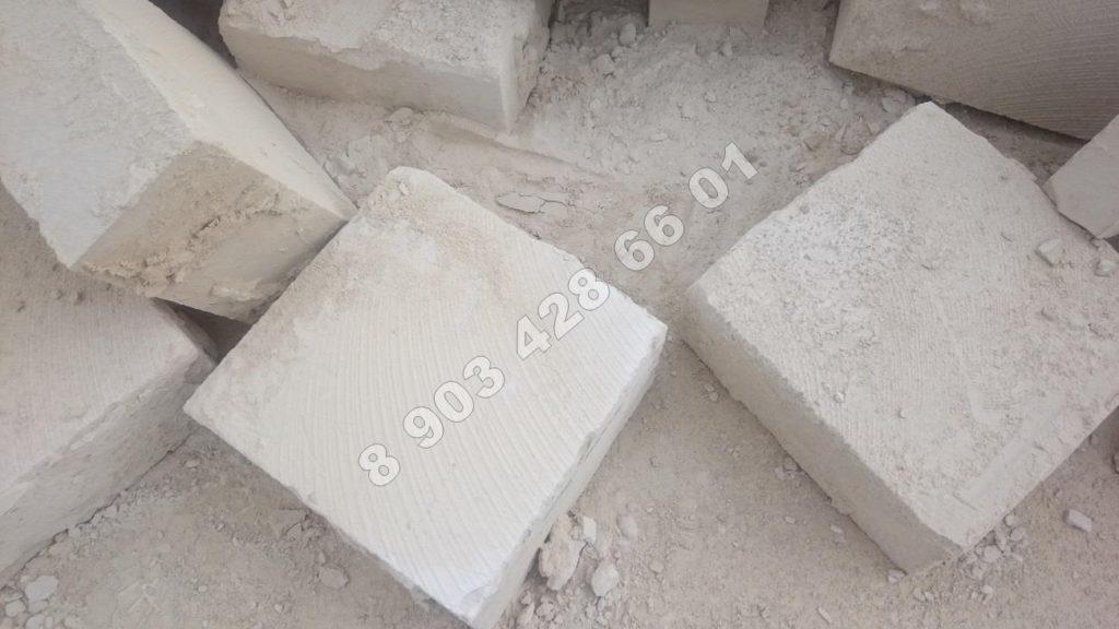 Блоки из известняка 400-400-200мм