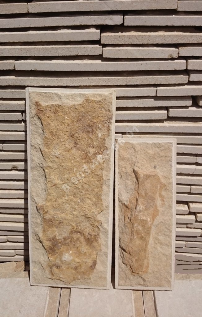 Плитка из мекегинског доломита с фаской