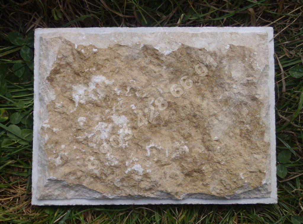 Плитка из дагестанского доломита с фаской 800 р за м 2.