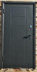Металлически двери