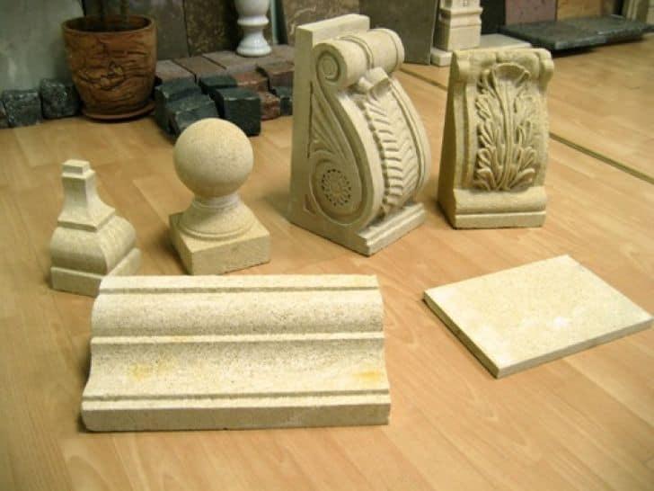 Кронштейны, шары и др детали ручного изготовления