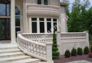 Архитектурные элементы из натурального дагестанского камня