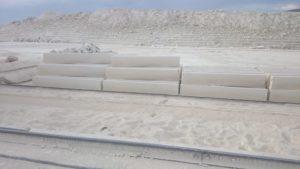 Блоки из известняка природного дагестанского камня