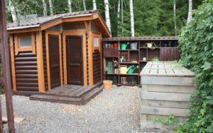 Как построить на своем участке хозяйственные постройки