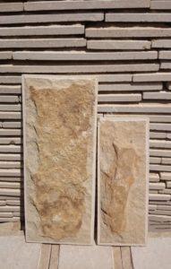 Плитка из мекегинского доломита с фаской