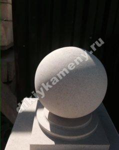 Шар для украшения колонн