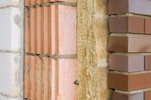 Теплоизоляция стен дома