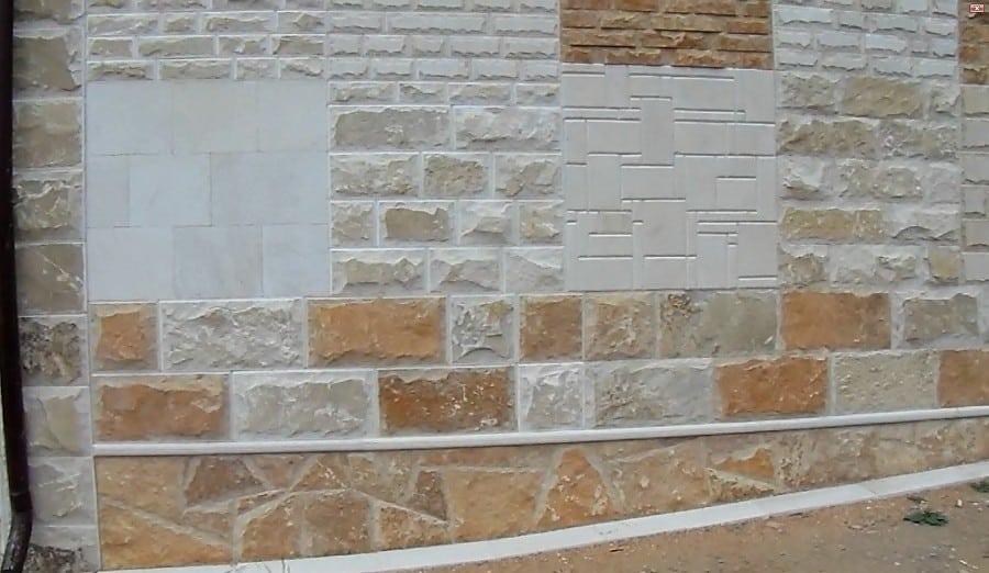 Декоративный камень: самые распространенные виды
